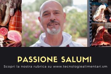 passione salumi tecnologie alimentari